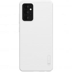 """Nillkin"" Frosted Shield dėklas - baltas (Galaxy A72)"