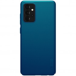 """Nillkin"" Frosted Shield dėklas - mėlynas (Galaxy A72)"