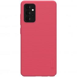 """Nillkin"" Frosted Shield dėklas - raudonas (Galaxy A72)"