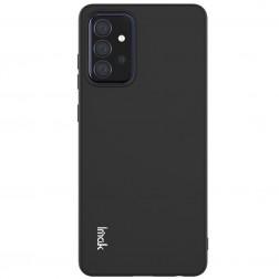 """""""Imak"""" kieto silikono (TPU) dėklas - juodas (Galaxy A72)"""