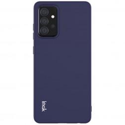 """Imak"" kieto silikono (TPU) dėklas - mėlynas (Galaxy A72)"