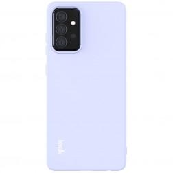"""""""Imak"""" kieto silikono (TPU) dėklas - violetinis (Galaxy A72)"""