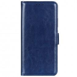 Atverčiamas dėklas - mėlynas (Galaxy A72)