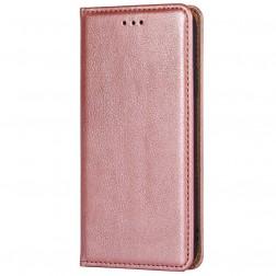 Solidus atverčiamas dėklas - rožinis (Galaxy A72)