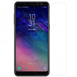 """Nillkin"" 9H Tempered Glass apsauginis ekrano stiklas 0.33 mm (Galaxy A8+ 2018)"