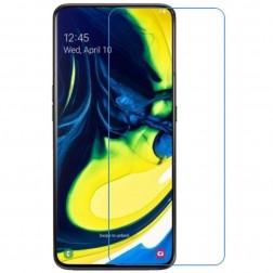 """""""Calans"""" apsauginė ekrano plėvelė - skaidri (Galaxy A80)"""