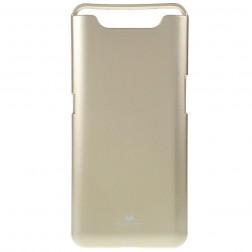 """""""Mercury"""" dėklas - auksinis (Galaxy A80)"""