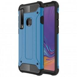 Sustiprintos apsaugos dėklas - mėlynas (Galaxy A9 2018)