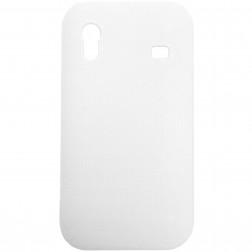 Plastikinis dėklas - baltas (Galaxy Ace)