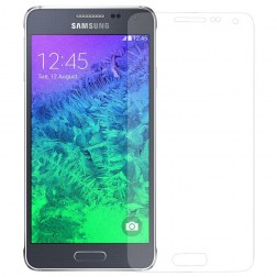 """Calans"" apsauginis ekrano stiklas 0.3 mm (Galaxy Alpha)"