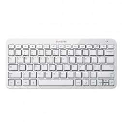 """""""Samsung"""" Bluetooth universali belaidė klaviatūra - balta"""