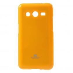 """""""Mercury"""" dėklas - geltonas (Galaxy Core 2)"""