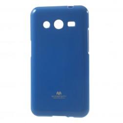 """""""Mercury"""" dėklas - mėlynas (Galaxy Core 2)"""