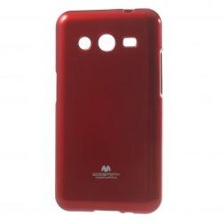 """""""Mercury"""" dėklas - raudonas (Galaxy Core 2)"""