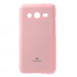 """""""Mercury"""" dėklas - rožinis (Galaxy Core 2)"""