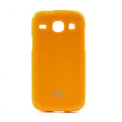"""""""Mercury"""" dėklas - geltonas (Galaxy Core)"""