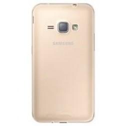 Ploniausias TPU skaidrus dėklas (Galaxy J1 Ace)