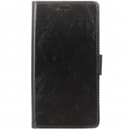 Atverčiamas dėklas - juodas (Galaxy J1 mini)