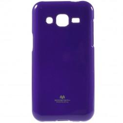 """""""Mercury"""" dėklas - violetinis (Galaxy J2)"""