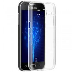 Ploniausias TPU skaidrus dėklas (Galaxy J2)