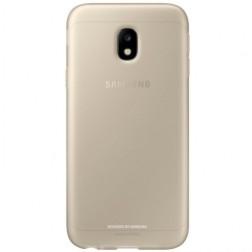 """""""Samsung"""" Jelly Cover TPU dėklas - auksinis (Galaxy J3 2017)"""