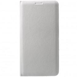"""""""Flip Wallet"""" atverčiamas dėklas - baltas (Galaxy J3 2017)"""