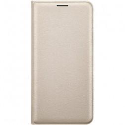 """""""Samsung"""" Flip Wallet Cover atverčiamas dėklas - auksinis (Galaxy J5 2016)"""