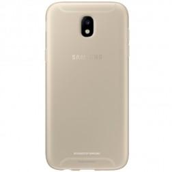 """""""Samsung"""" Jelly Cover TPU dėklas - auksinis (Galaxy J5 2017)"""