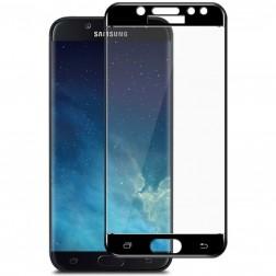 """3D Rewan"" Tempered Glass apsauginis ekrano stiklas 0.26 mm - juodas (Galaxy J5 2017)"
