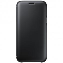 """""""Samsung"""" Wallet Cover atverčiamas dėklas - juodas (Galaxy J5 2017)"""