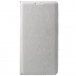 """""""Flip Wallet"""" atverčiamas dėklas - baltas (Galaxy J7 2017)"""