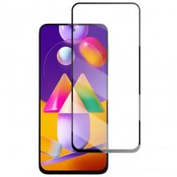 """""""Mocolo"""" Tempered Glass apsauginis ekrano stiklas 0.26 mm - juodas (Galaxy M31s)"""