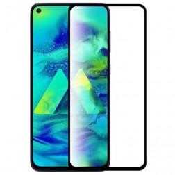 """""""Guardian"""" Tempered Glass apsauginis ekrano stiklas 0.26 mm - juodas (Galaxy M51)"""