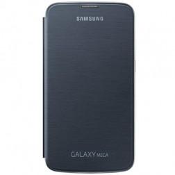 """""""Samsung"""" Flip Cover atverčiamas dėklas - juodas (Galaxy Mega 6.3)"""