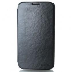 """""""Kalaideng"""" Enland atverčiamas dėklas - juodas (Galaxy Mega 6,3)"""