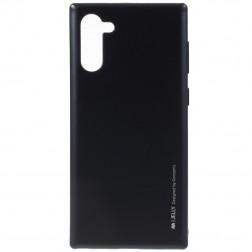 """""""Mercury"""" dėklas - juodas (Galaxy Note 10)"""