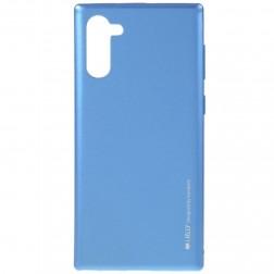 """""""Mercury"""" dėklas - mėlynas (Galaxy Note 10)"""
