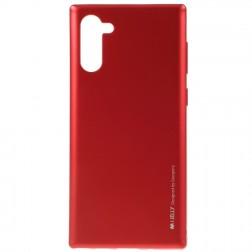 """""""Mercury"""" dėklas - raudonas (Galaxy Note 10)"""