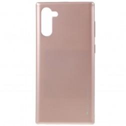 """""""Mercury"""" dėklas - šviesiai rožinis (Galaxy Note 10)"""