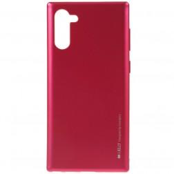 """""""Mercury"""" dėklas - tamsiai rožinis (Galaxy Note 10)"""