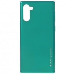 """""""Mercury"""" dėklas - žalias (Galaxy Note 10)"""