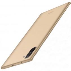 """""""Mofi"""" Shield dėklas - auksinis (Galaxy Note 10)"""