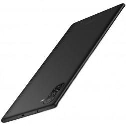 """""""Mofi"""" Shield dėklas - juodas (Galaxy Note 10)"""