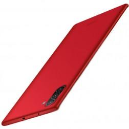 """""""Mofi"""" Shield dėklas - raudonas (Galaxy Note 10)"""