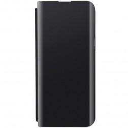 Plastikinis atverčiamas dėklas - juodas (Galaxy Note 10)