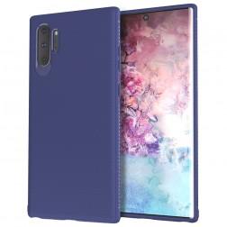"""""""Lenuo"""" kieto silikono (TPU) dėklas - mėlynas (Galaxy Note 10+)"""