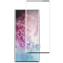 """""""Mocolo"""" Tempered Glass apsauginis ekrano stiklas 0.26 mm - juodas (Galaxy Note 10+)"""
