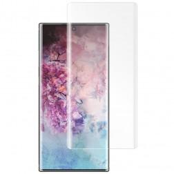 """""""Mocolo"""" UV Light Irradiation Tempered Glass apsauginis ekrano stiklas 0.26 mm - skaidrus (Galaxy Note 10+)"""