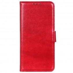 Atverčiamas dėklas - raudonas (Galaxy Note 10+)