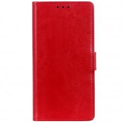 Atverčiamas dėklas - raudonas (Galaxy Note 10)